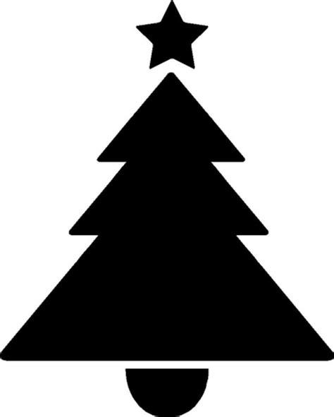 airbrush schablone weihnachtsbaum 3 christmas tree mal vorlage