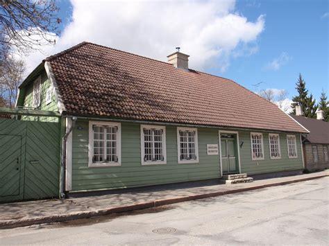 rakvere town citizen s home museum estonia