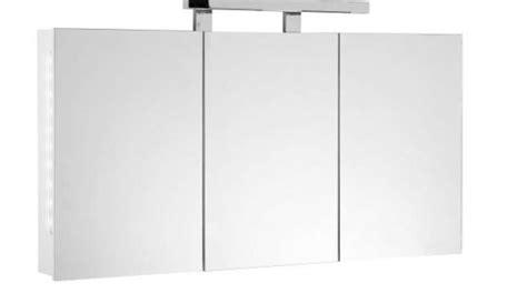 armoire salle de bain miroir triptyque armoire salle de bain tryptique