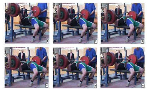 powerlifting bench program the bench press technique article was published in the