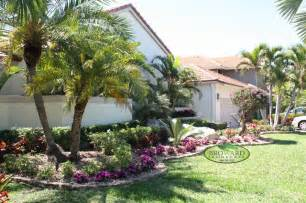 landscaping miami front yard landscape tropical landscape miami by