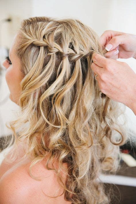 wedding hairstyles braids curls pinterest the world s catalog of ideas