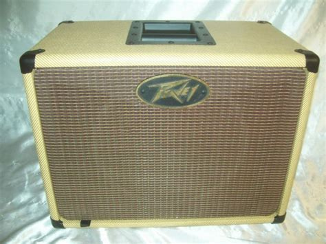 Peavey Classic 30 Extension Cabinet tweed earcandy american classic 1x12 es guitar combo speaker extension cab cabinet closed