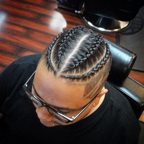 best 14 braids hairstyles haircuts for men s 2019