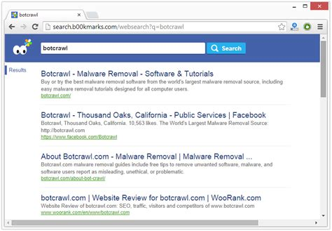 Find Search Removal How To Remove Search B00kmarks Virus Removal Guide Botcrawl