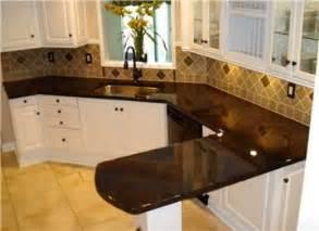 black concrete countertops home ideas