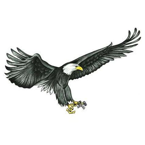 service eagle design tattoowoo