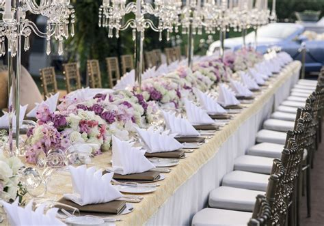 Table Wedding Decorations Top 15 Exles Of Wedding Table Decorations Mostbeautifulthings