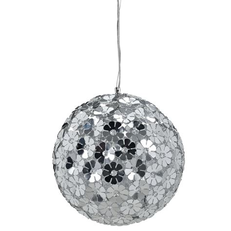 Floral Pendant Light Chrome Floral Pendant Light Brickell Collection Lighting