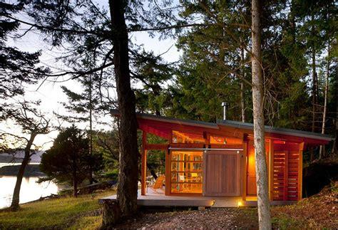 Cabins Bc by Waterfront Homes Idesignarch Interior Design Architecture Interior Decorating Emagazine