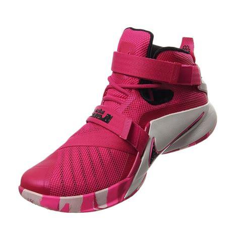 Sepatu Nike Lebron 15 jual nike lebron soldier ix pink sepatu basket