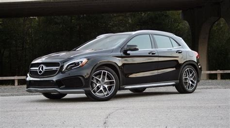 Gla 200 Amg Blk 2016 2015 mercedes gla45 amg car review top speed