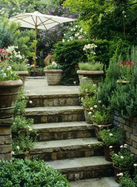 garden steps ideas 40 cool garden stair ideas for inspiration bored art