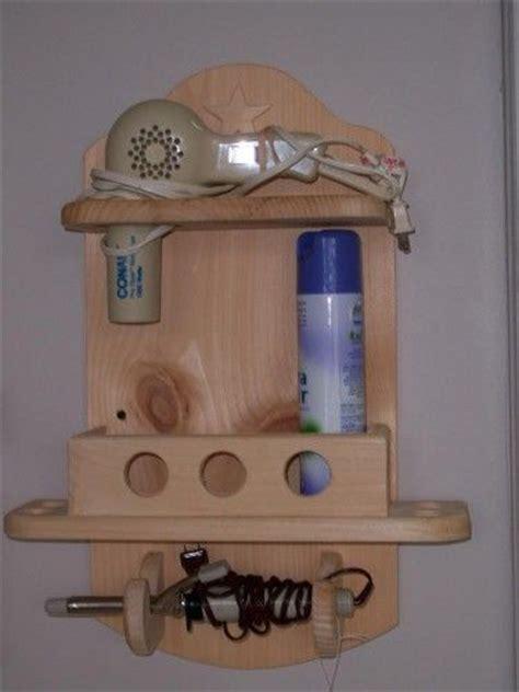 wooden hair dryer holder plans star fire wooden hair