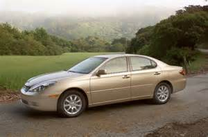 2004 Lexus Es300 2004 Lexus Es 330 Fourth 4th Generation Lexus