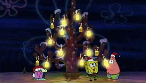 spongebob christmas tumblr