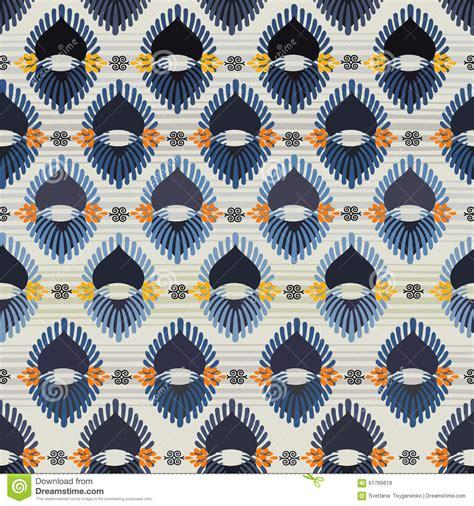 seamless tribal pattern tribal seamless pattern stock vector image 61769819