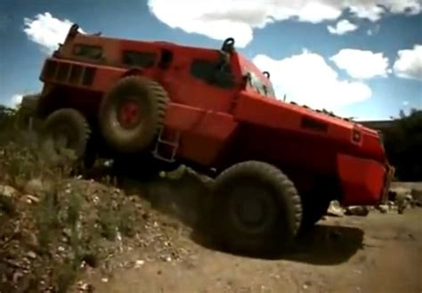 paramount marauder marauder world s most unstoppable vehicle on bbc s top