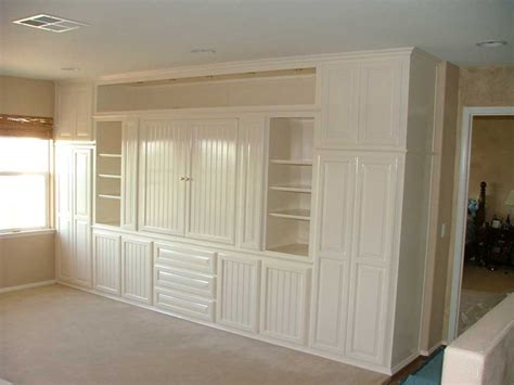 Built In Wall Closets by Wall Unit Tri State Closets