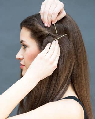 tutorial rambut bergelombang tutorial rambut cantik dan sederhana dalam waktu 10 detik