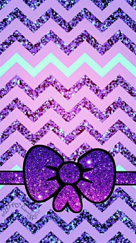 cute purple mint glitter iphoneandroid wallpaper