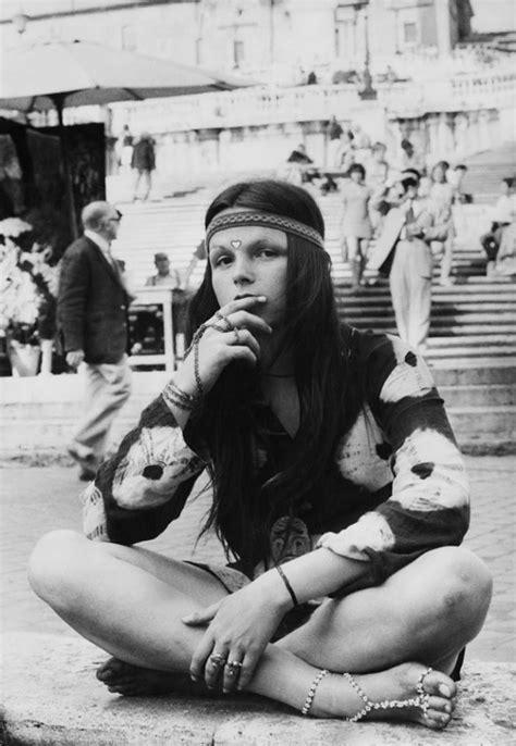 simboli figli dei fiori hippy