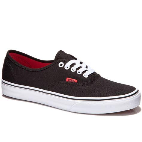 Jual Vans Authentic Black Original vans original authentic shoes