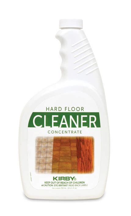 Hard Floor Cleaner Concentrate 24 oz.   Kirby