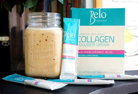 Ecer Sachet Collagen Whitening Drink Rc belo neutraceuticals collagen powder drink project vanity