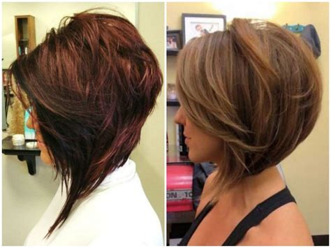 medium length stacked bob hairstyles shoulder length stacked haircuts haircuts models ideas