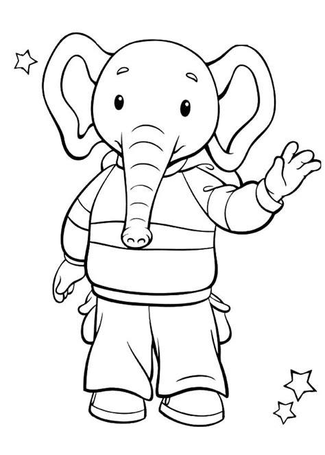 rupert bear coloring pages rupert bear friend edward trunk the elephant coloring