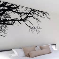 shadowy tree branches wall decal that cool huge sticker wallstickerdeal