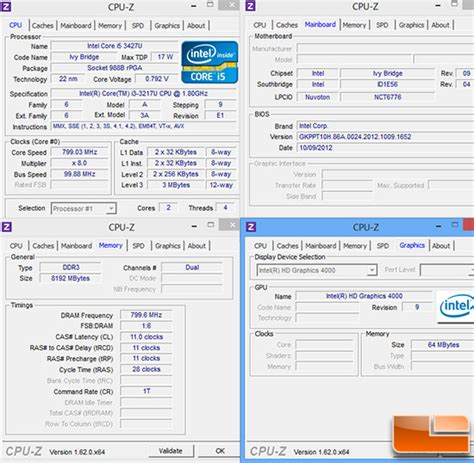 cpu info intel nuc dc3217by review w windows 8 page 4 of 7