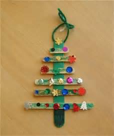 Christmas Tree Decorations Craft Ideas - outside the preschool box christmas