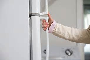 Can You Open A Refrigerator Door From The Inside by The Refrigerator To Prevent Food Poisoning