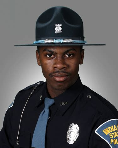 Lu Emergency Xrb trooper townsend promoted to corporal at indianapolis