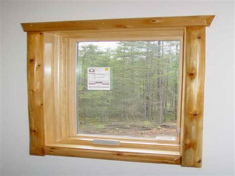 log home interior trim ideas 1000 images about rustic trim for windows and doors on