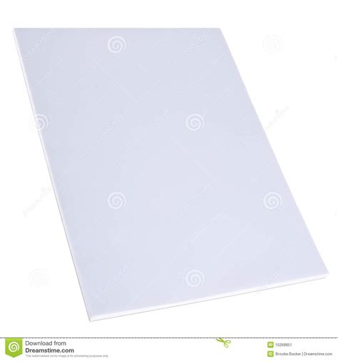 sketch pad blank sketch pad stock image image 15268851