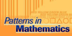 what is general pattern in math patterns in mathematics