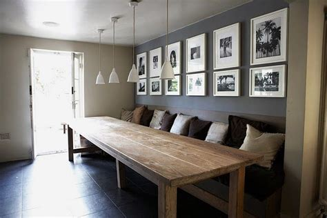 long banquette pin by misty marshall on kitchen ideas pinterest