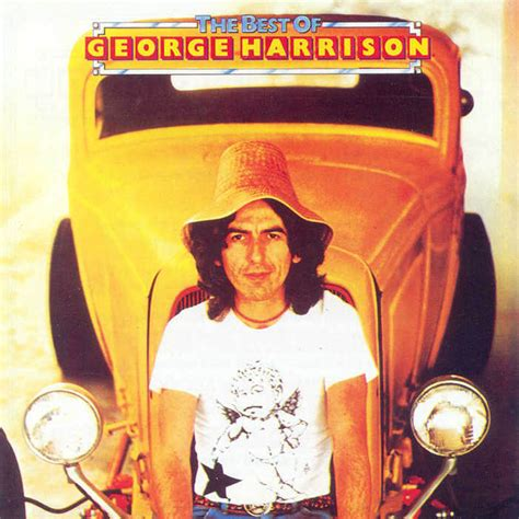 the best of george harrison car 225 tula frontal de george harrison the best of george