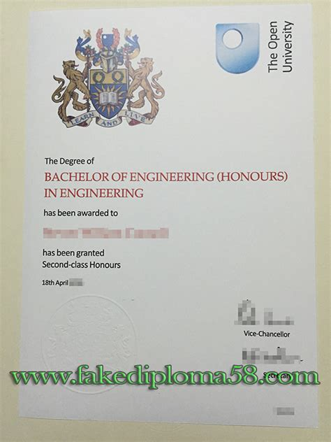 Ou Mba Program by The Open Degree How Much Fakediploma58