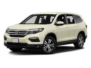 2016 Honda Pilot Pricing New 2016 Honda Pilot 2wd 4dr Ex Msrp Prices Nadaguides