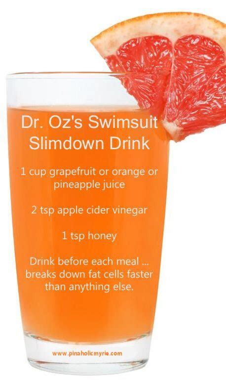 Dr Oz Hair Detox Recipe by Musely