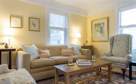light yellow living room simple original ideas on how to revive the living room