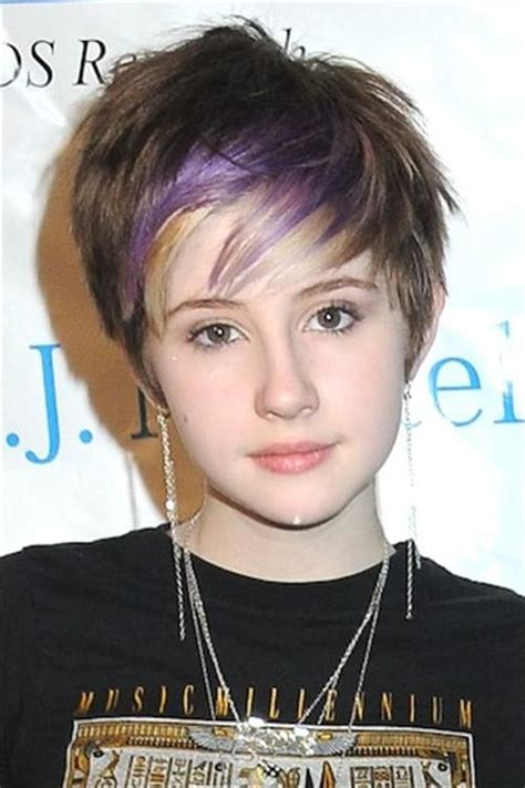 short pixie cuts for tweens cute short haircuts for teenage girls short hairstyles