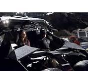 Batman Begins Tumbler Dashboard