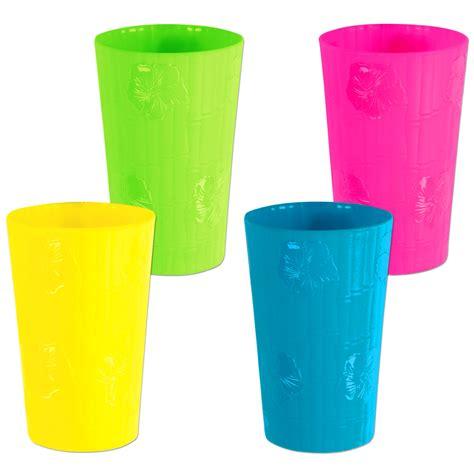 bicchieri di plastica bicchiere di plastica hawaii addobbi e vestiti di