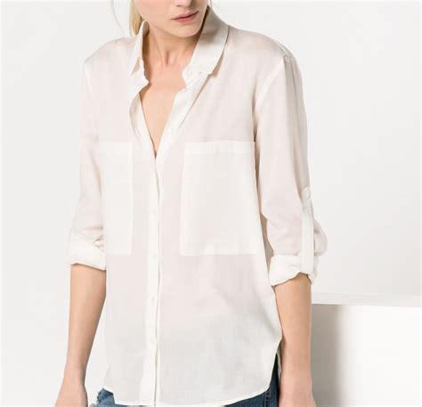 imagenes de camisas blancas para mujeres las camisas mi look favorito