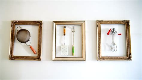 kitchen wall decor ideas diy picture of diy wall of vintage kitchen tools